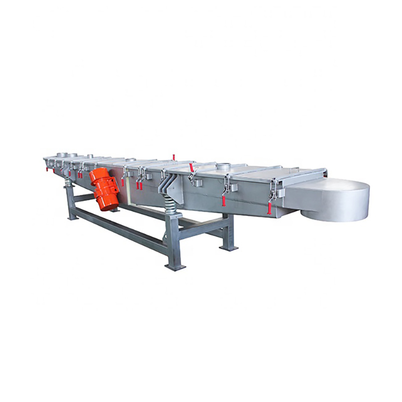 Horizontal Vibrating Conveyor